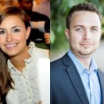 Members of the Month: Emmy Hill and Gabe Krizin