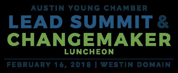 LEAD Summit ChangeMaker Luncheon