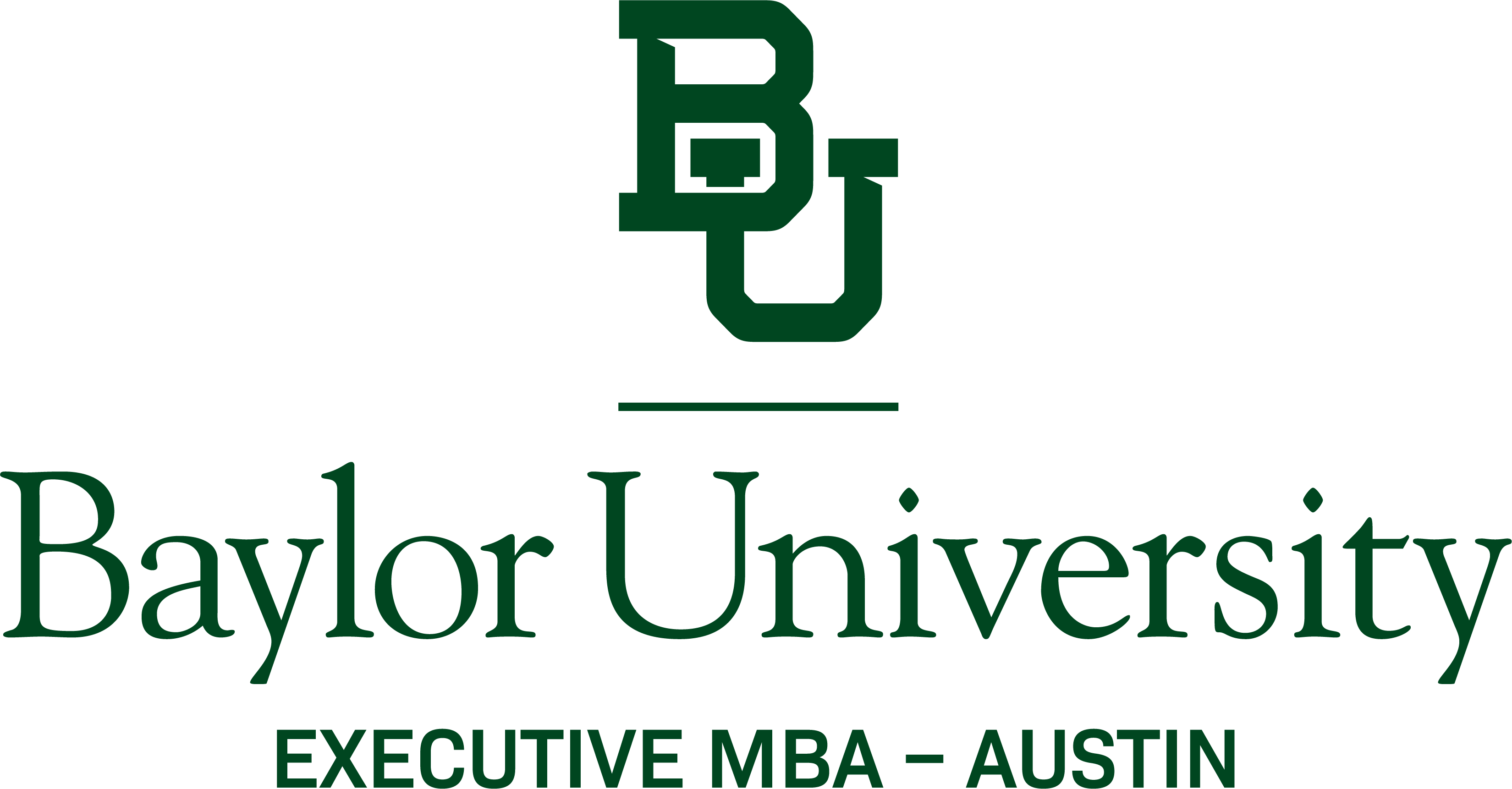 Baylor Business Executive MBA